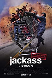 Jackass: The Movie Poster