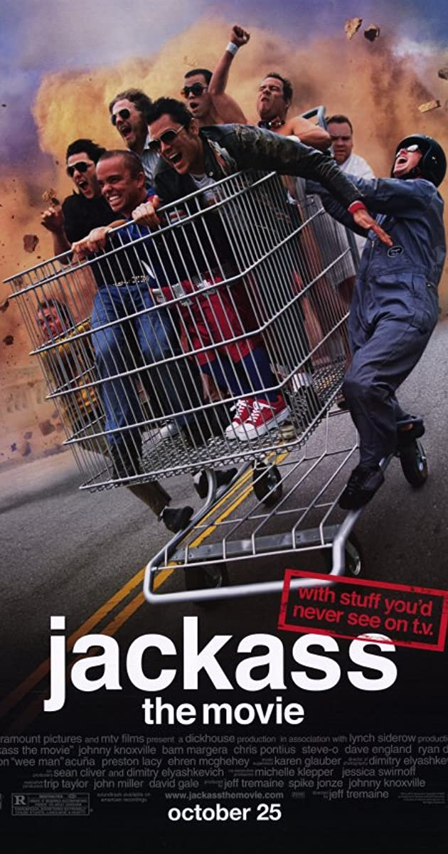 Jackass the movie 2.5 torrent