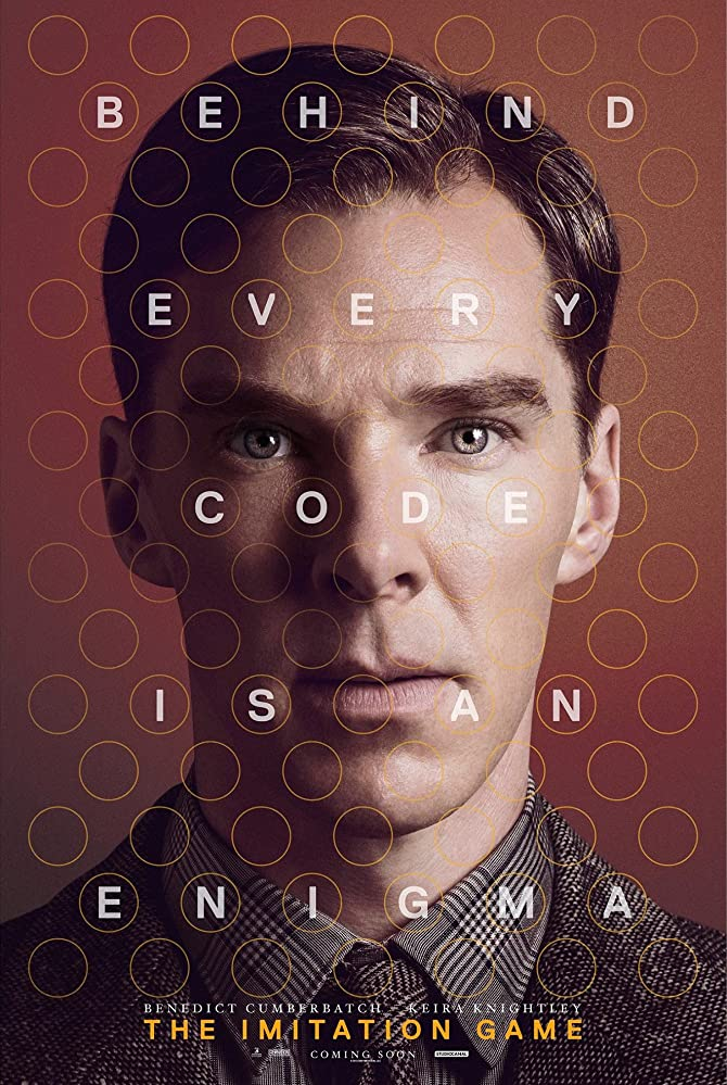 The Imitation Game (2014) 720p BluRay x264 [Dual Audio] Hindi DD 2 0 - English DD 2 0 - ESub ~AbhiSona~