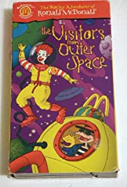 The Wacky Adventures of Ronald McDonald: The Visitors from Outer Space Poster