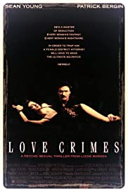 Love Crimes (1992) Poster - Movie Forum, Cast, Reviews