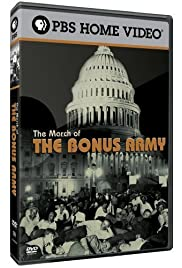The March of the Bonus Army Poster