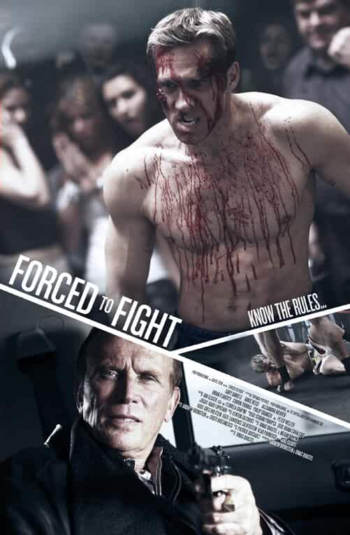Forced to Fight 2011 Dual Audio Hindi 720p BluRay full movie watch online freee download at movies365.ws