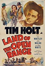 Primary image for Land of the Open Range