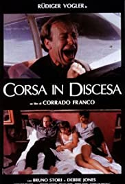 Corsa in discesa Poster