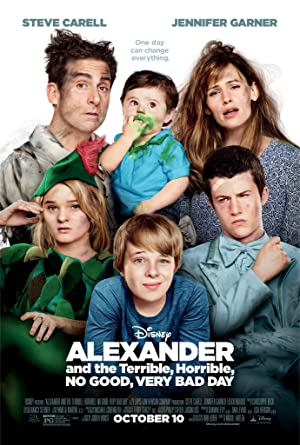 Alexander and the Terrible, Horrible, No Good, Very Bad Day (2014) Download on Vidmate
