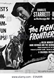 The Fighting Frontiersman Poster