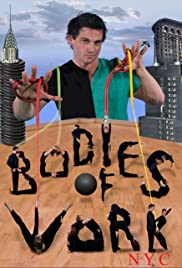 Bodies of Work-NYC Poster