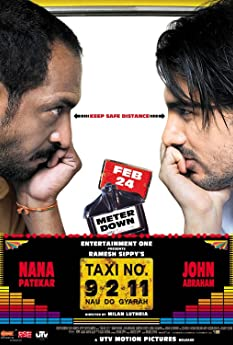 Taxi No. 9 2 11: Nau Do Gyarah (2006)