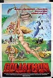 Goliathon Poster