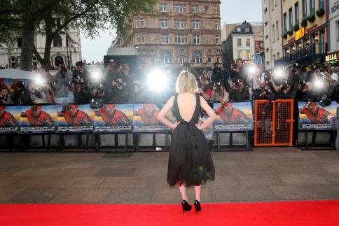 Kirsten Dunst at Spider-Man 3 (2007)