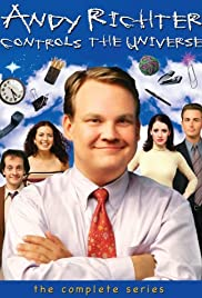 Andy Richter Controls the Universe Poster