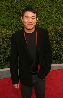 Jet Li at an event for The Mummy: Tomb of the Dragon Emperor (2008)