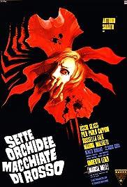 Sette orchidee macchiate di rosso(1972) Poster - Movie Forum, Cast, Reviews