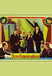 Cross-Examination Poster