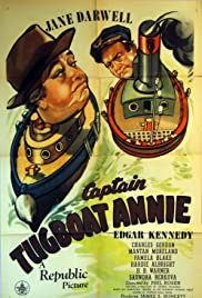 Captain Tugboat Annie Poster
