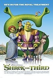 Shrek the Third poster