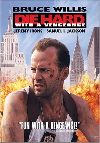 Bruce Willis in Die Hard with a Vengeance (1995)