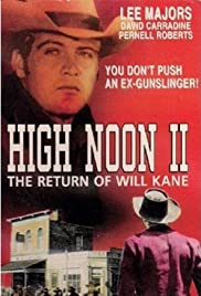 High Noon, Part II: The Return of Will Kane (1980) Poster - Movie Forum, Cast, Reviews