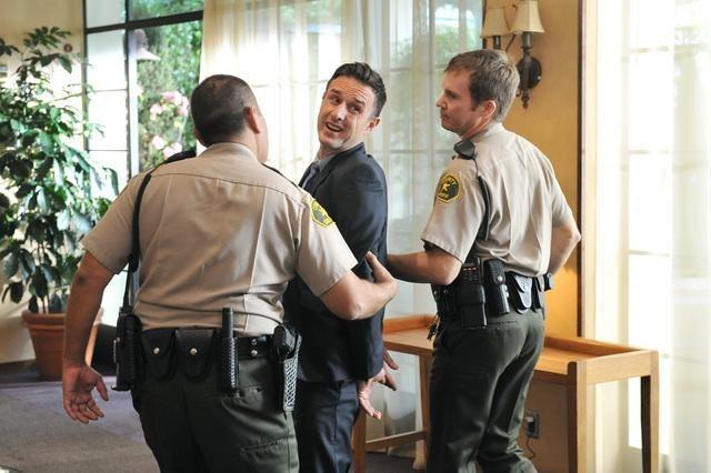 David Arquette in Cougar Town (2009)