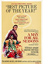 A Man for All Seasons (1966) Poster - Movie Forum, Cast, Reviews