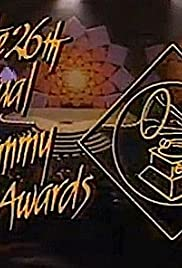 The 26th Annual Grammy Awards Poster