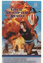 The Great Skycopter Rescue Poster