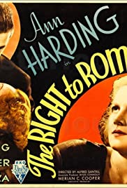The Right to Romance Poster