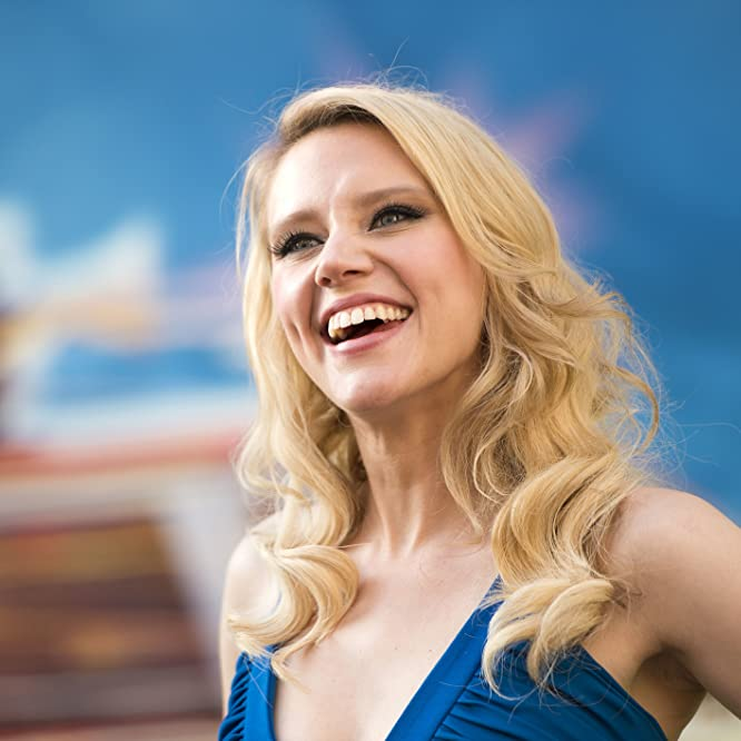 Kate McKinnon at an event for Ghostbusters (2016)