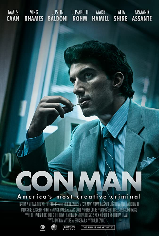 Con Man 2018 Full Movie 840MB