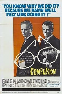 Poster Der Zwang zum Bösen