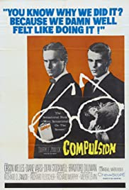 Compulsion (1959) Poster - Movie Forum, Cast, Reviews
