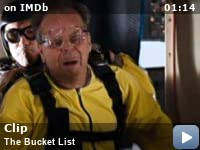 the bucket list imdb videos