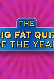 The Big Fat Quiz of the Year (2008) Poster - TV Show Forum, Cast, Reviews