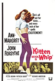 Kitten with a Whip Poster