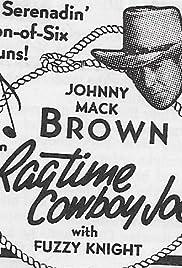 Ragtime Cowboy Joe Poster
