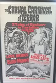 Love Brides of the Blood Mummy Poster