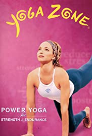 Yoga Zone: Power Yoga Poster