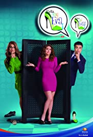 Por ella soy Eva Poster - TV Show Forum, Cast, Reviews