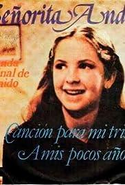 Señorita Andrea Poster