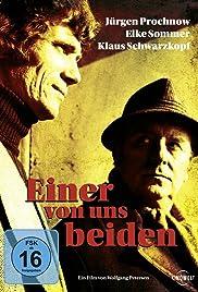 Einer von uns beiden(1974) Poster - Movie Forum, Cast, Reviews