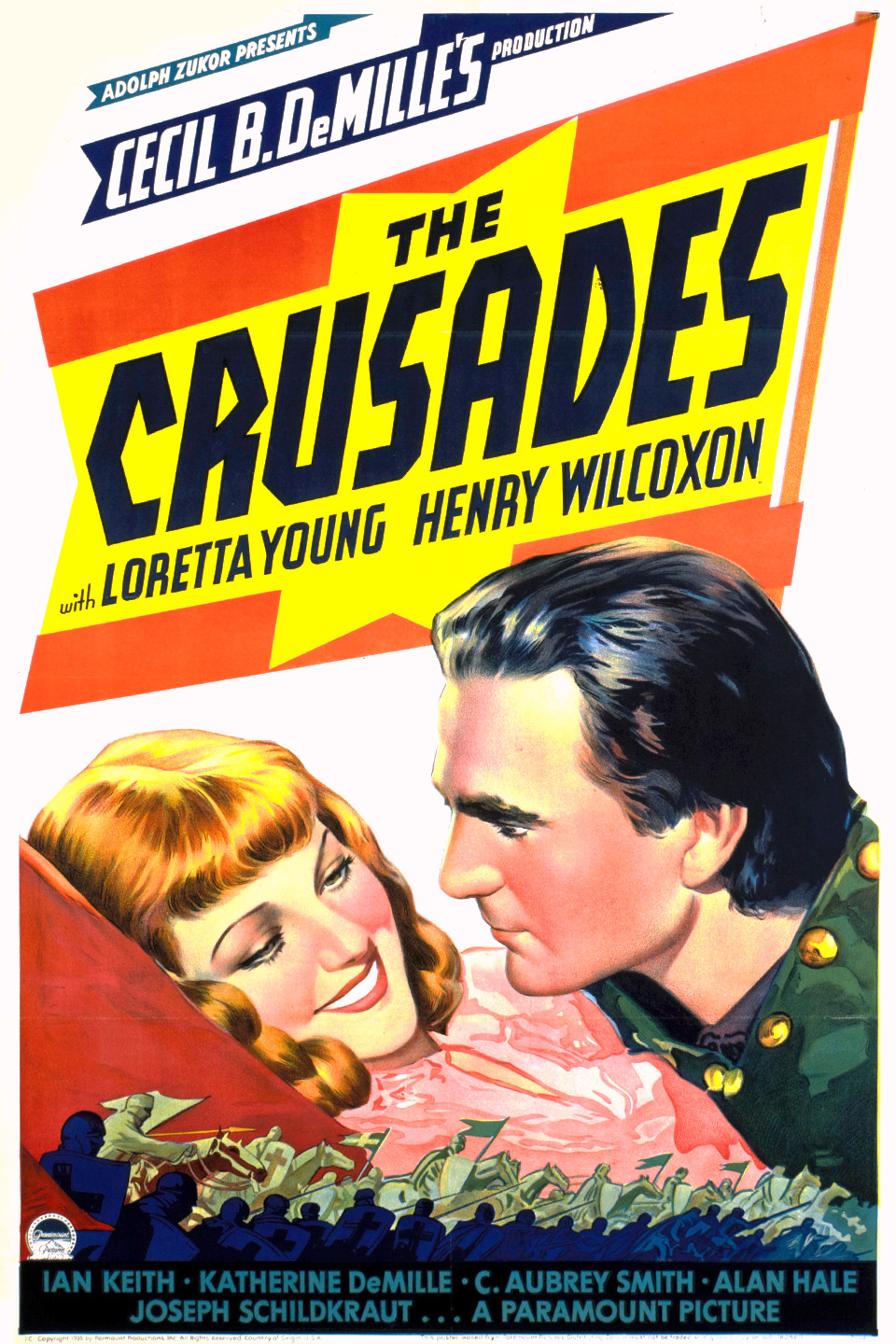 image The Crusades Watch Full Movie Free Online