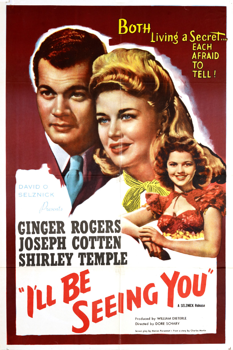 image I'll Be Seeing You Watch Full Movie Free Online
