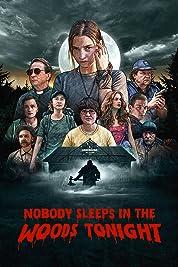 Nobody Sleeps in the Woods Tonight (2020) poster