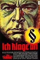 Ich klage an (1941) Poster