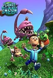 Planet Sheen Poster - TV Show Forum, Cast, Reviews