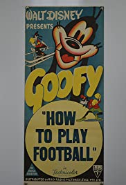 How to Play Football(1944) Poster - Movie Forum, Cast, Reviews