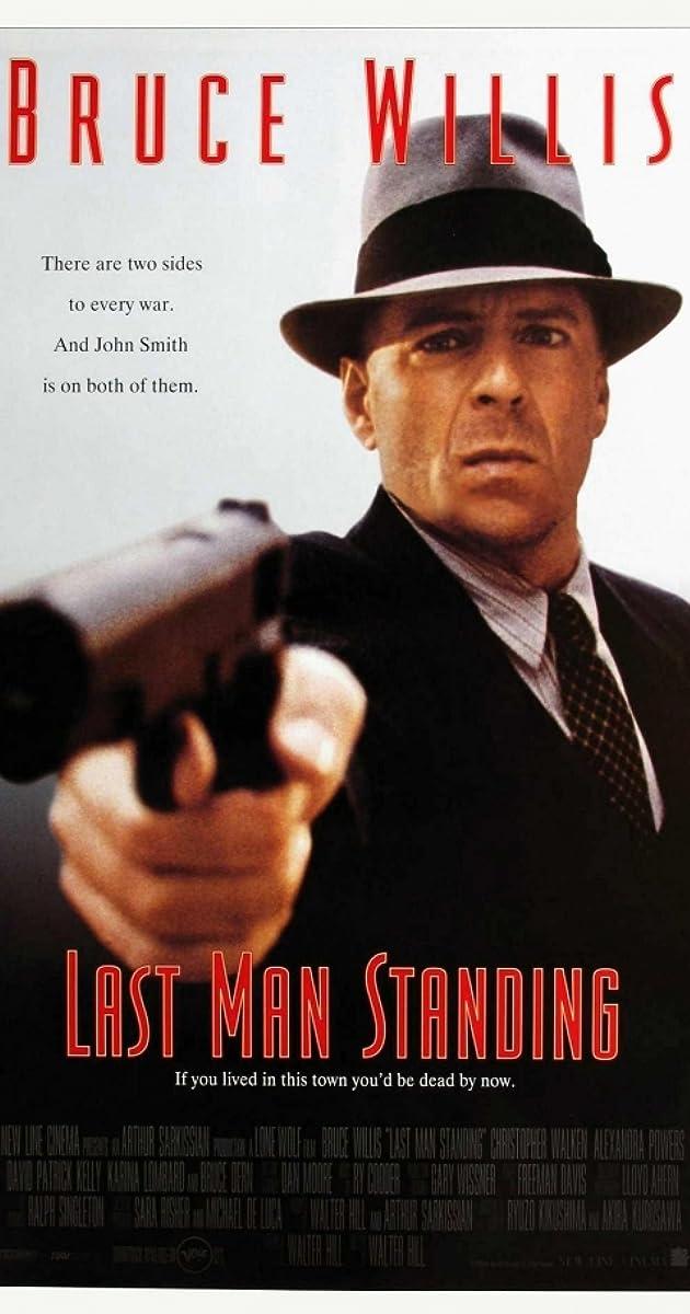 Last Man Standing (1996) - IMDb Bruce Willis Cast