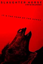Slaughter Horse Poster