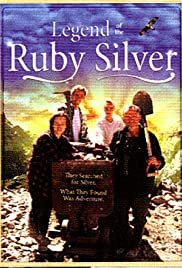 The Legend of the Ruby Silver Poster